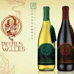 Devils Wiles Wine Label