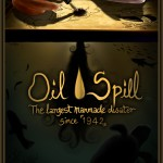 Oil Spill Awareness Poster