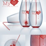 StabMyHeart Drink Concept