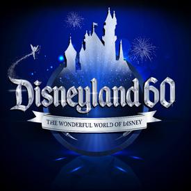 Disneyland60 Logo