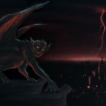 Mischievous Gargoyle